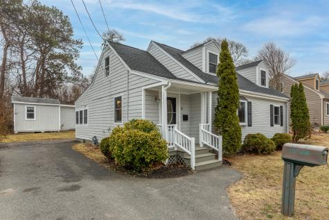 8 Cherry Bourne MA 02532