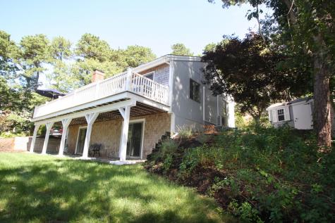 168 South Pond Brewster MA 02631