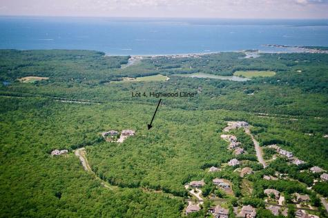 Lot 4 Highwood Falmouth MA 02536