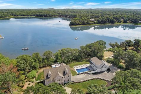 50 Lewis Point Bourne MA 02532