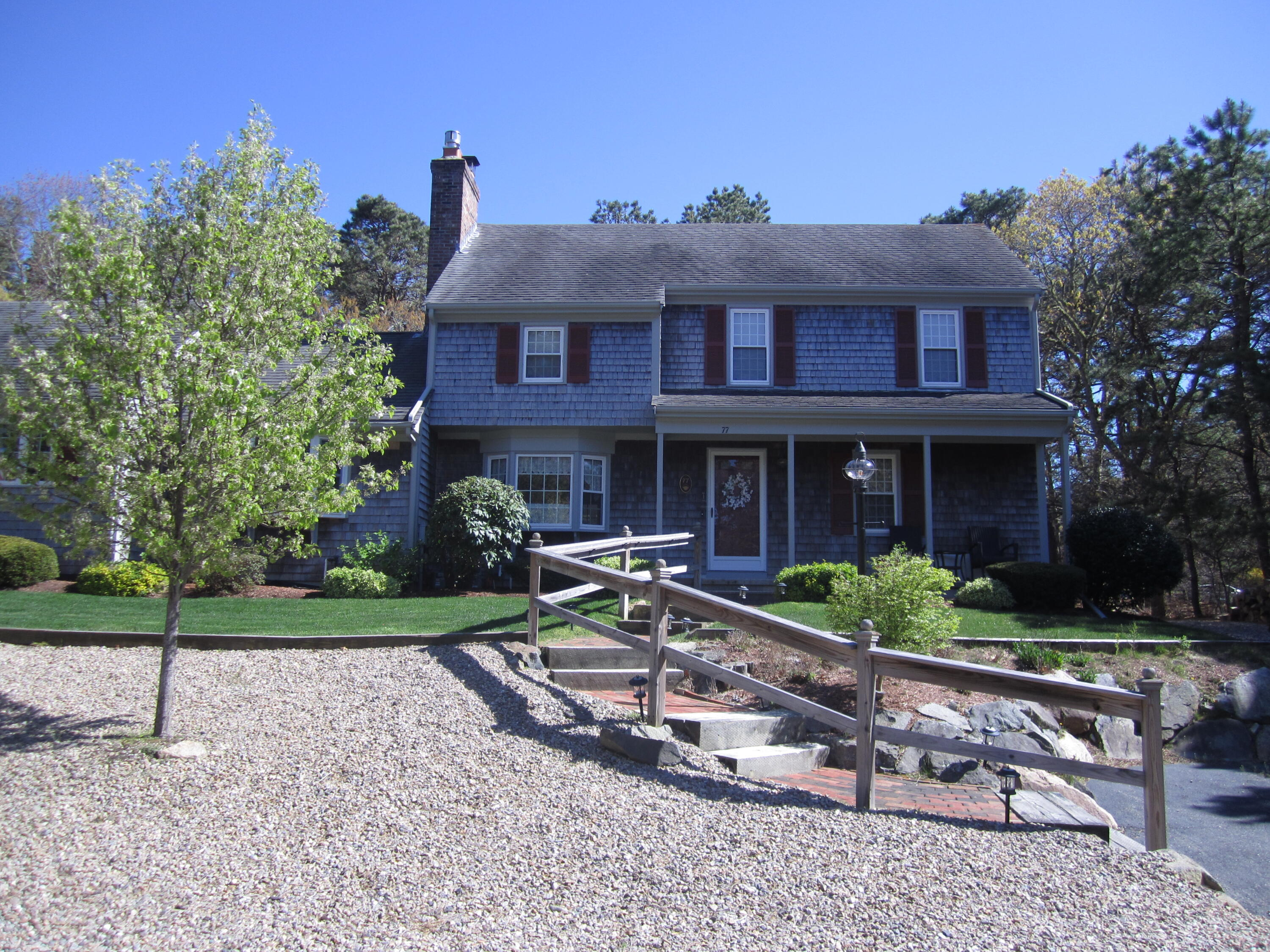 77 Debs Hill Yarmouth MA 02675