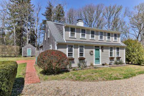 32 Monument Orleans MA 02653