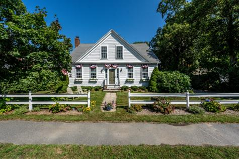 152 Route 6A (Main st) Yarmouth MA 02675