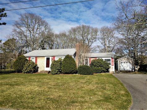 56 Crowes Purchase Yarmouth MA 02673