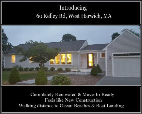 60 Kelley Harwich MA 02671