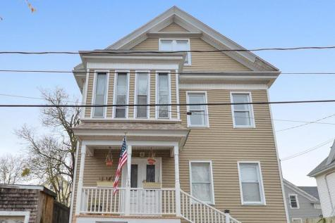 61 Forest New Bedford MA 02740